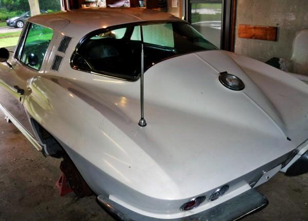Rick's Corvette