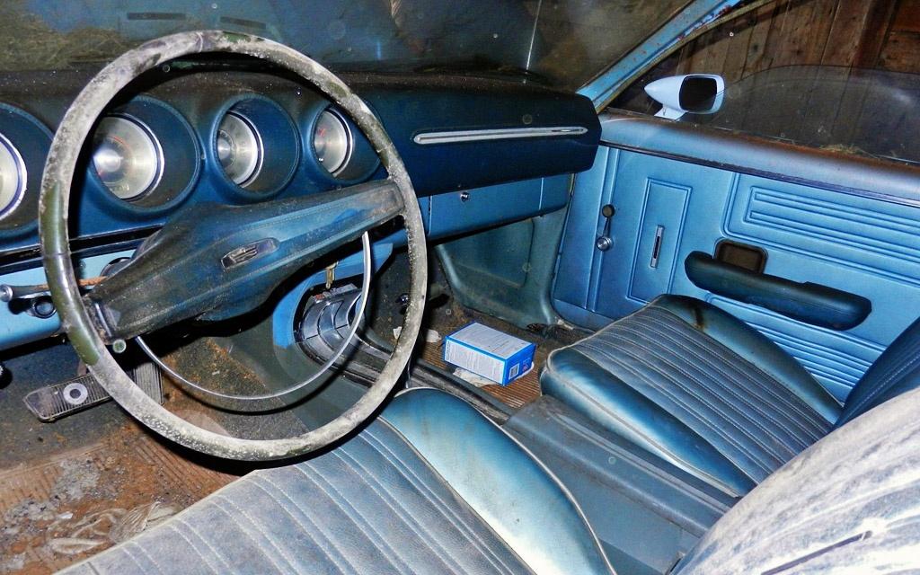torino cobra interior - Ford Gran Torino Need For Speed