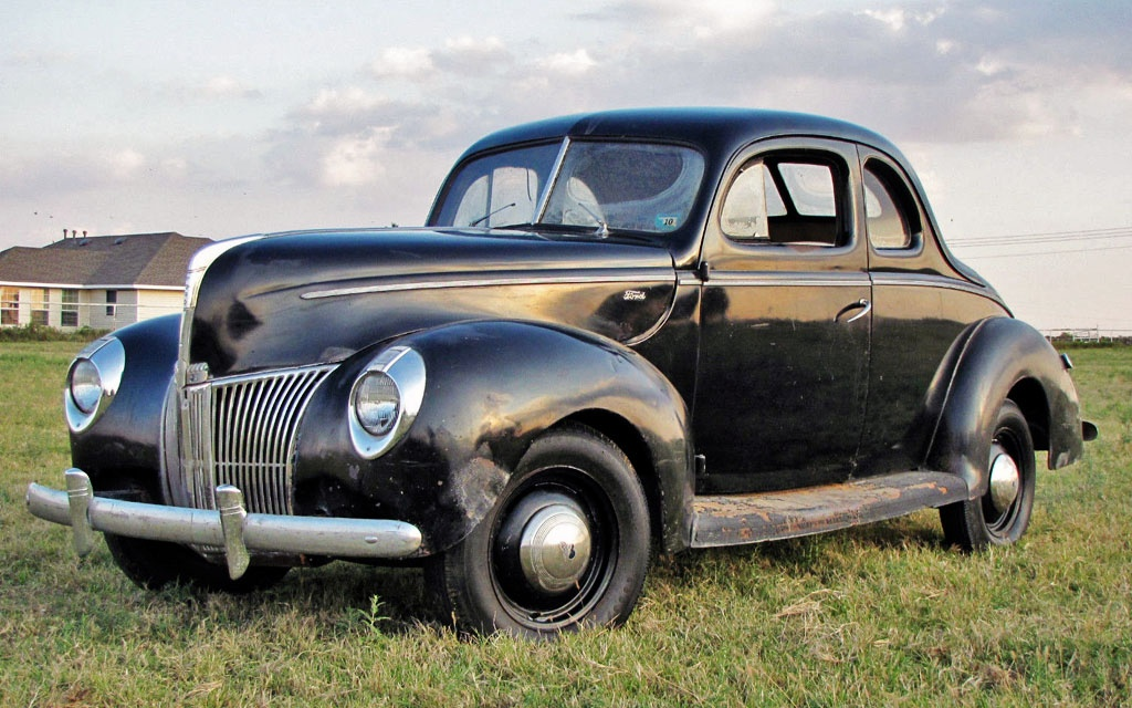 Bootlegger S Dream 1940 Ford Coupe
