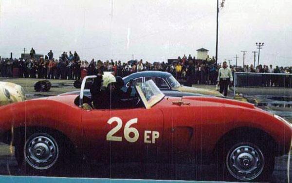 1954 Arnolt Bristol Racing