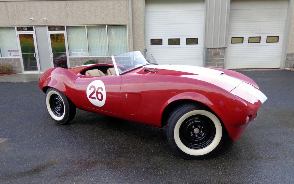 1954 Arnolt Bristol