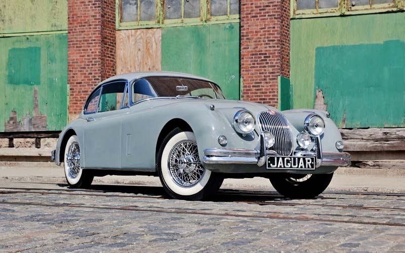 1959 Jaguar XK150 FHC