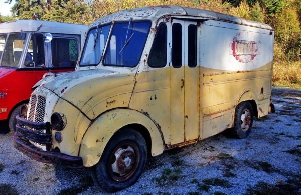 1961 Divco Milk Van