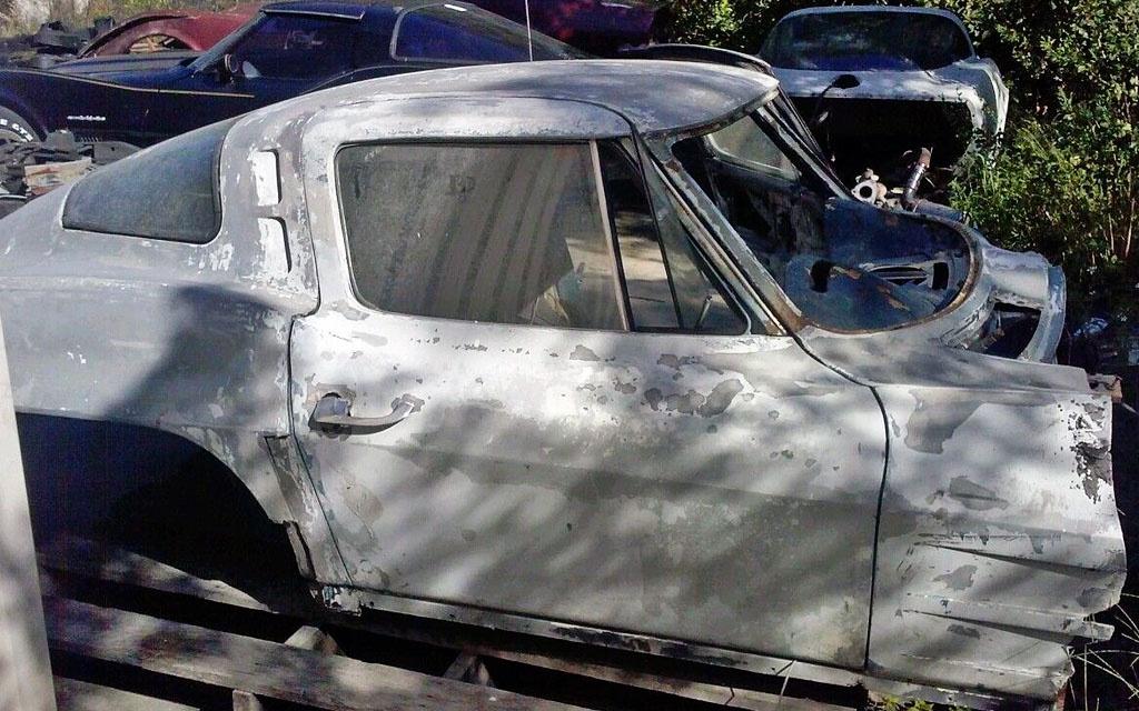 Corvette Stingray Project Car For Sale