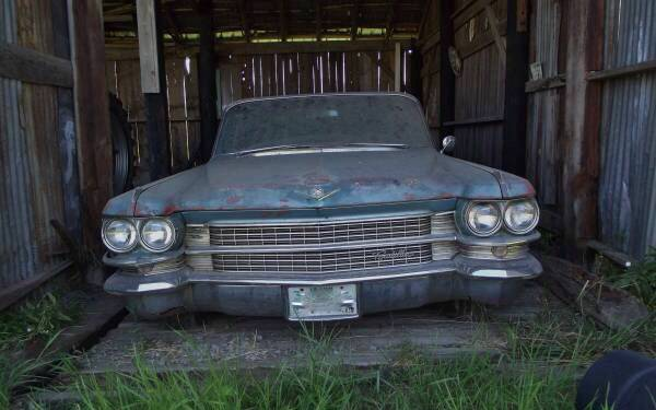 Cheap With Patina: 1963 Cadillac DeVille