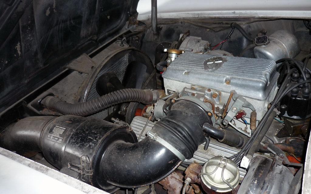 Ricks 1964 Corvette Garage Find