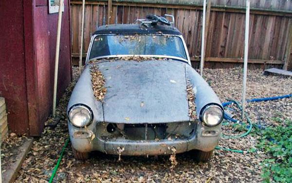 1964 MG Midget