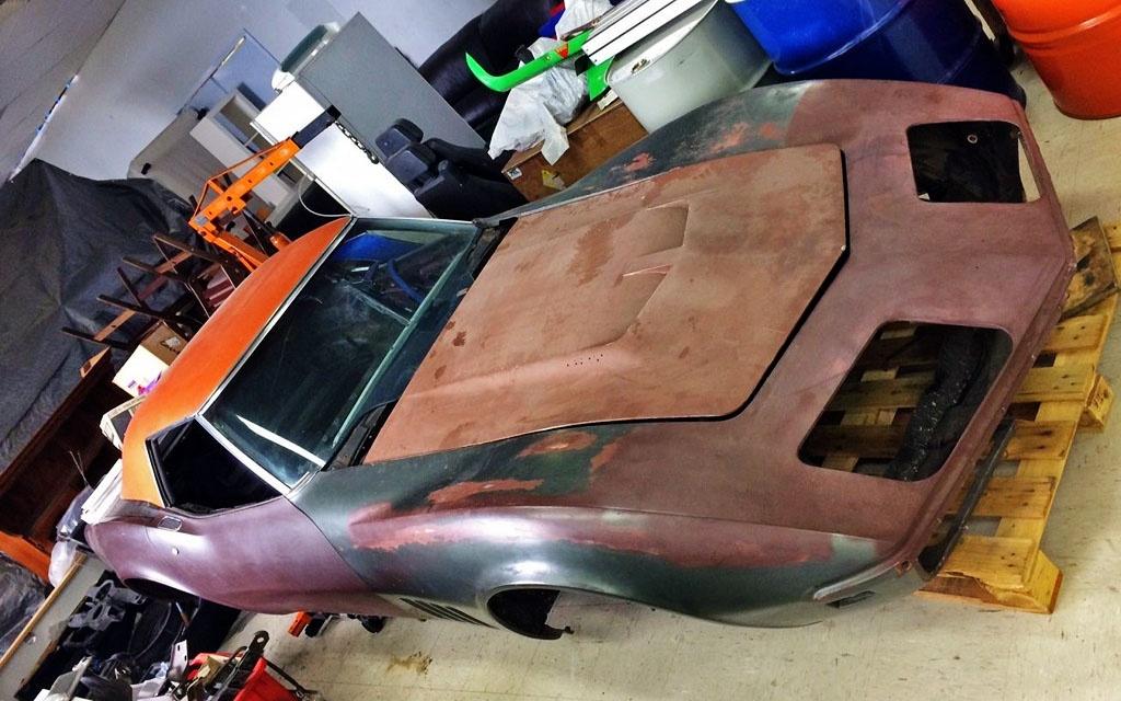 1969 L89 Corvette