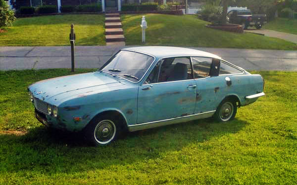 English Chrysler 1969 Sunbeam Alpine Gt