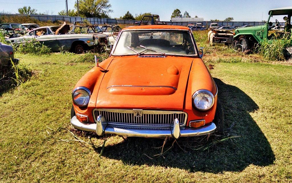 1974 MGC GT