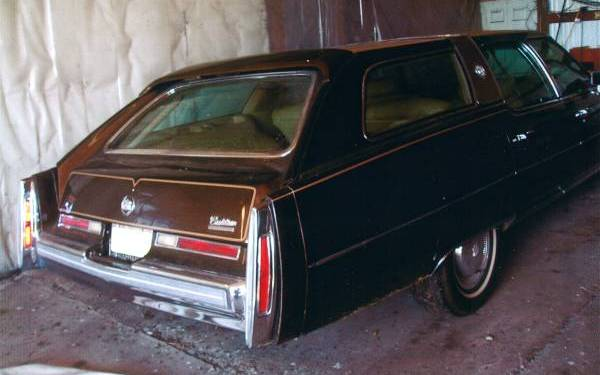 Still Smells 1976 Cadillac Castilian Estate
