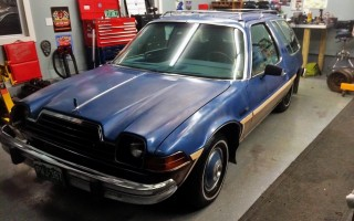 1979 AMC Pacer DL Wagon