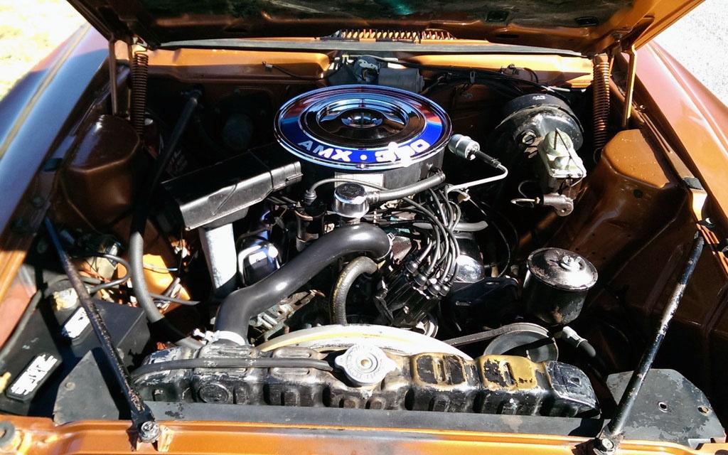 AMC 390 V8