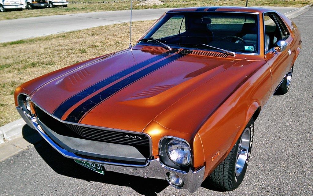 Seller Car >> Ready to Go: 1969 AMC AMX