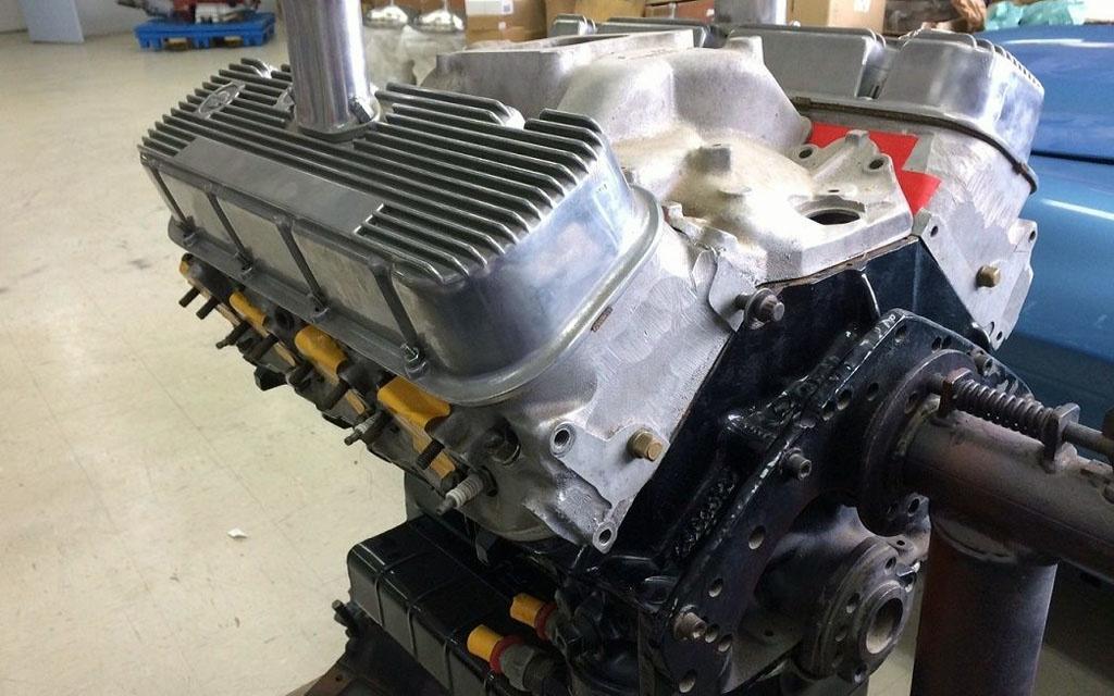 Rare L89 Corvette Discovered In Australia