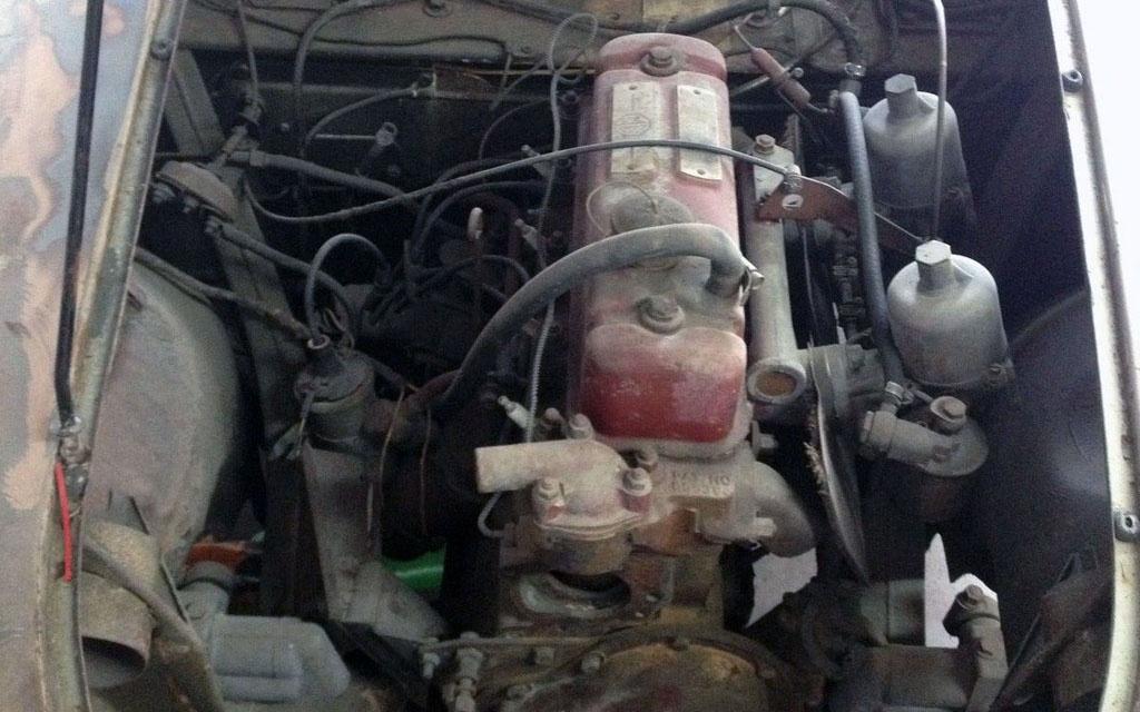 MGA Motor