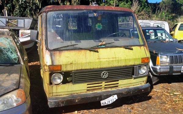 Unusual Vw Bus On Craigslist