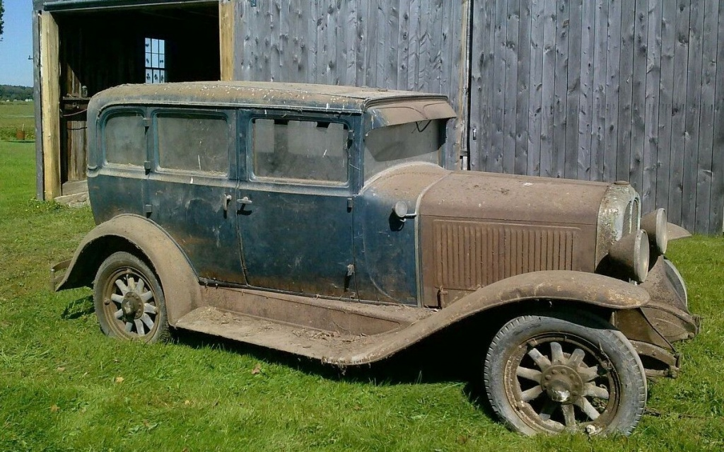 The Classic Pontiac - 1929 Pontiac