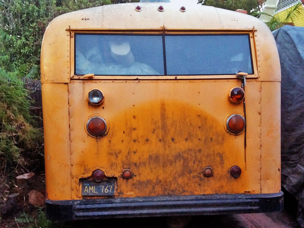 1947 White Motors School Bus