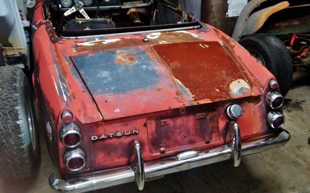 1967 Datsun Roadster