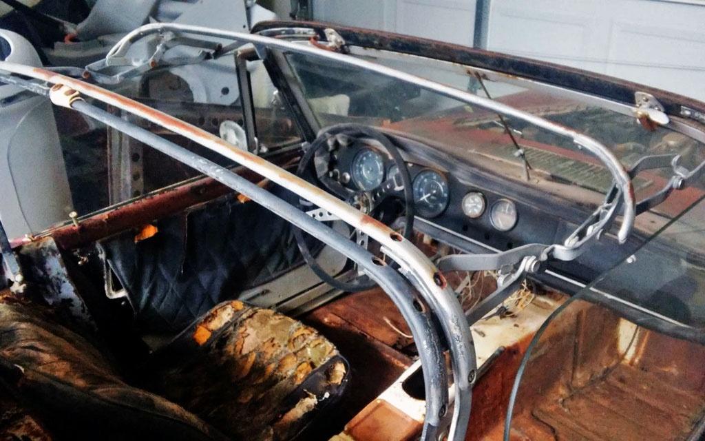 1967 Datsun Top