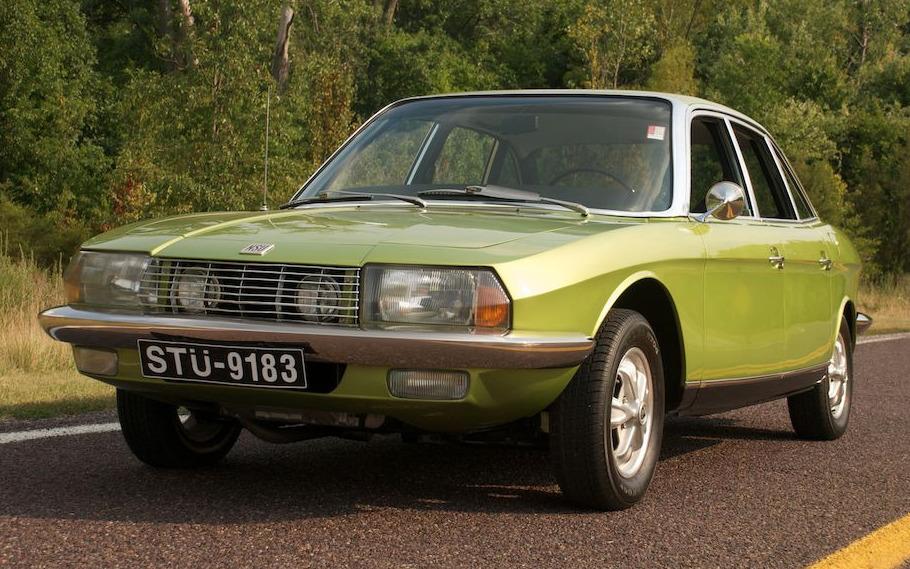 Cheap Project Cars >> Rotary Powered Sedan: 1969 NSU Ro 80