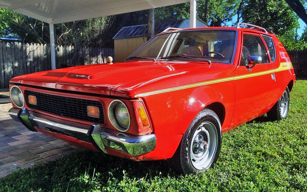 X Is For EXtreme: 1972 AMC Gremlin