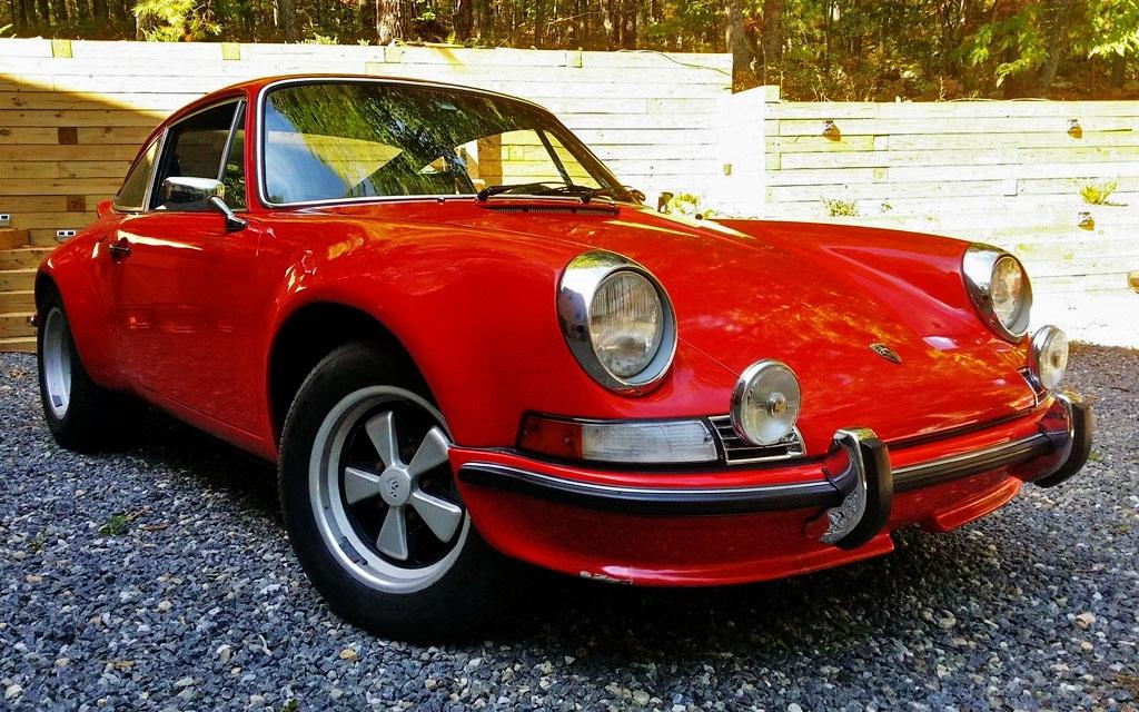 Supposed St 1972 Porsche 911