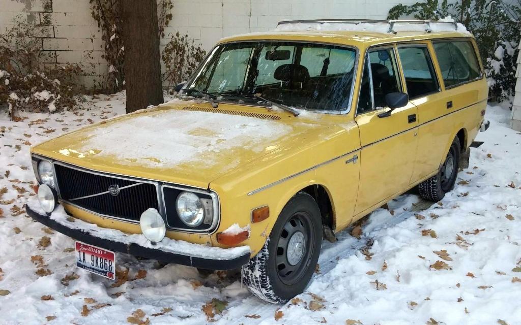 1972 Volvo 145: Should We Buy It?