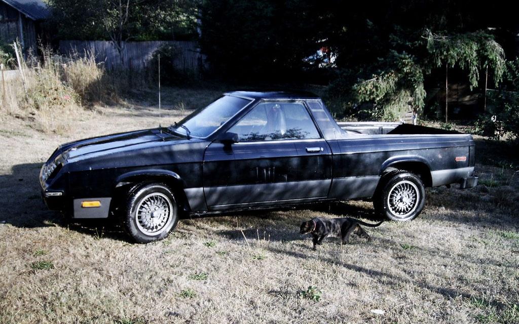 El Camino Alternative 1982 Dodge Rampage
