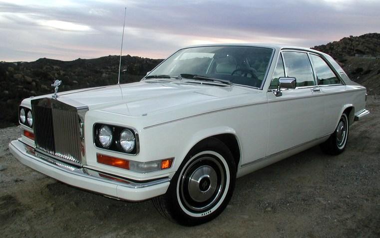 Flamboyant Brit 1983 Rolls Royce Camargue