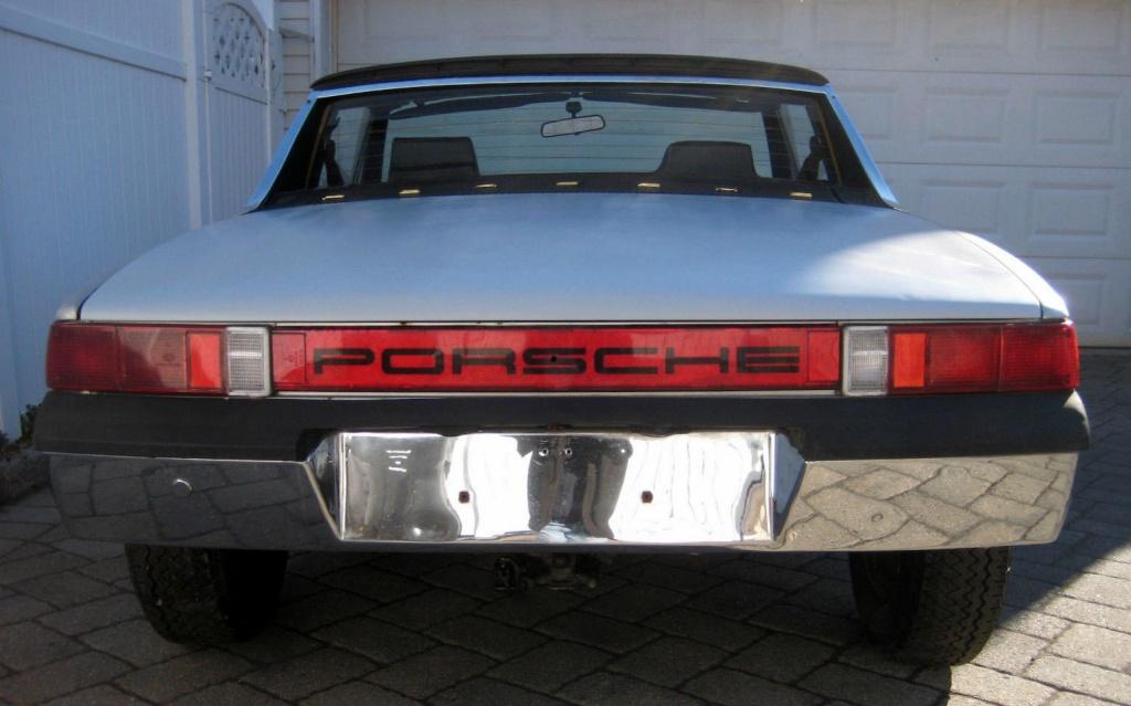 List Of Car Brands >> 911 Power: 1970 Porsche 914/6