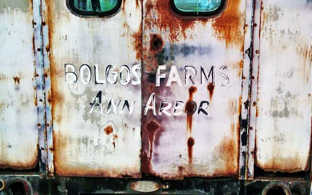 Bolgos Farm Divco Truck