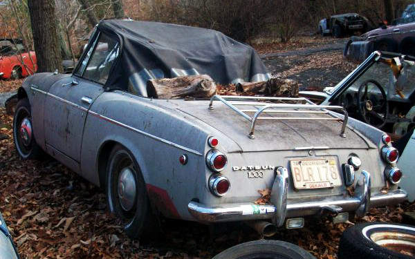 Datsun 1600 Collection 3