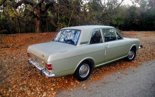 Ford Cortina MkII