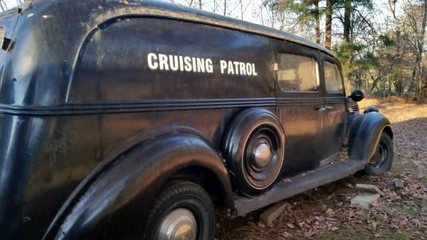 cruising-patrol