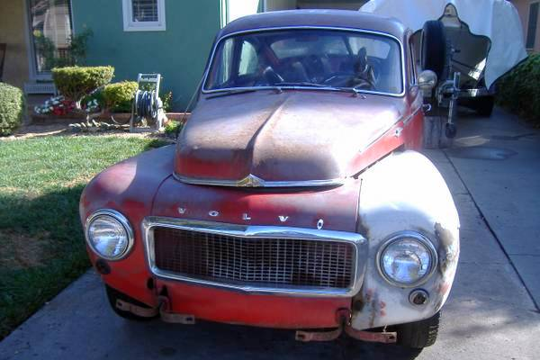 1959 Volvo Pv544 For 1 000