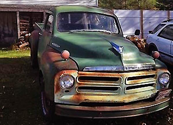 1955 Studebaker E10