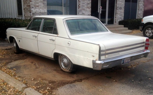 1966-AMC-Ambassador-rear