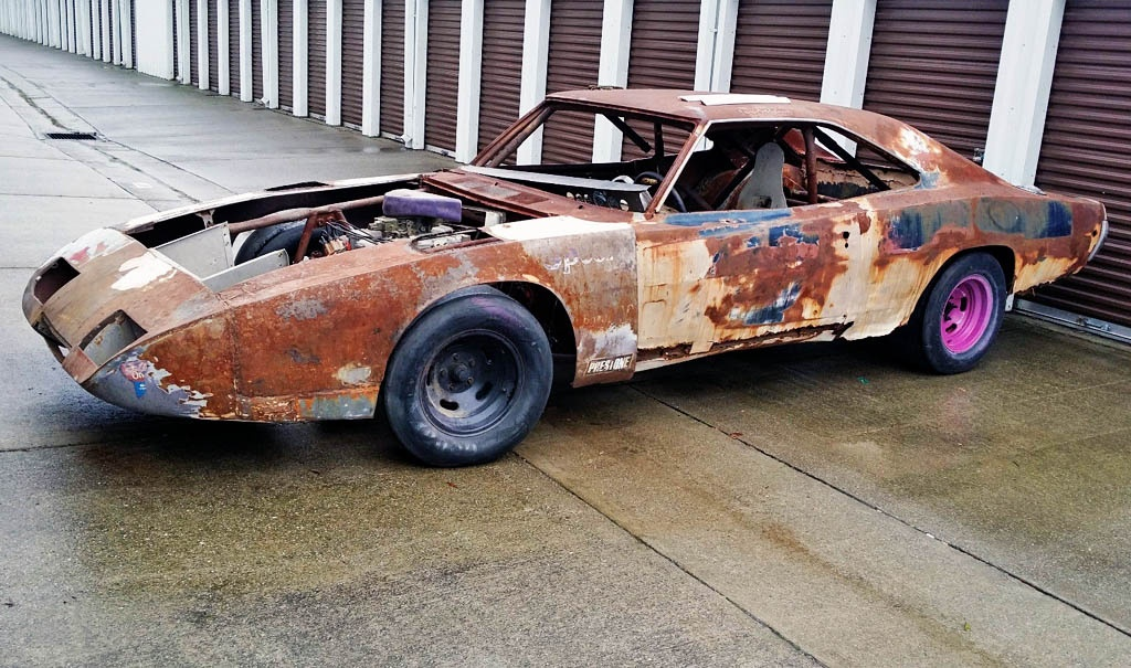 Tragic History 1969 Dodge Charger Daytona