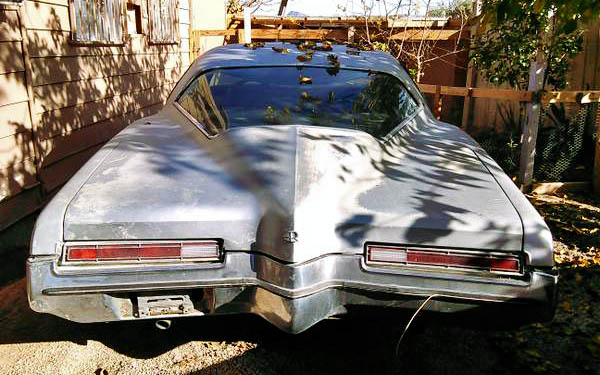 A Tale Of A Boat Tail 1972 Buick Riviera