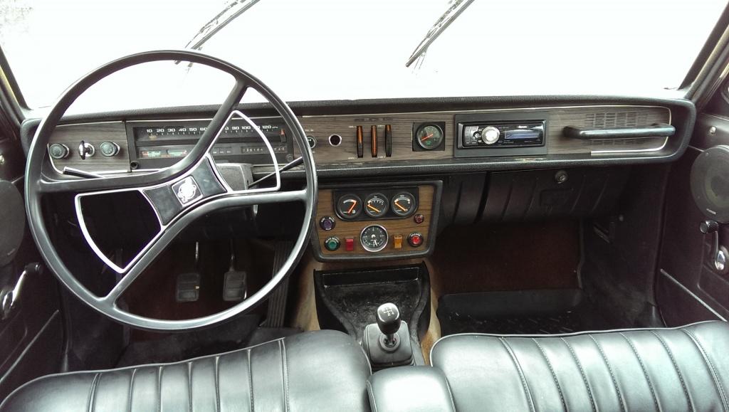 Meet My Daily Driver 1972 Volvo 145e