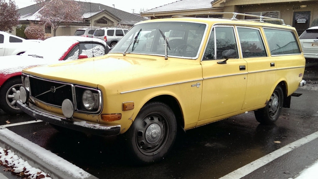Meet My Daily Driver 1972 Volvo 145e