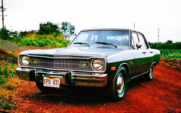 Craigslist Com Oahu >> Only in Oahu: 1973 Dodge Dart Custom