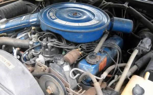 1973 Lincoln 460 V8