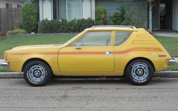 The Original Hot Hatch: 1973 AMC Gremlin X
