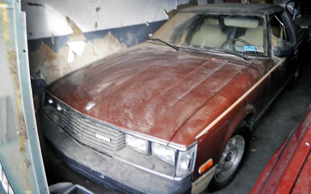 1980 Celica Sunchaser