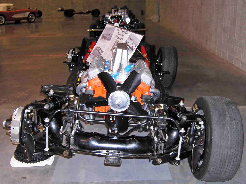 57 Race Chassis at Hampton 3_1