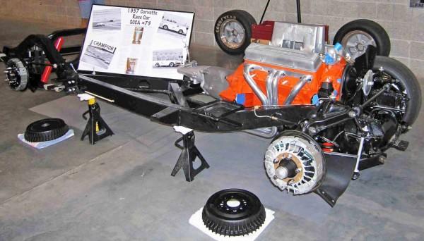57 Race Chassis at Hampton 4_1