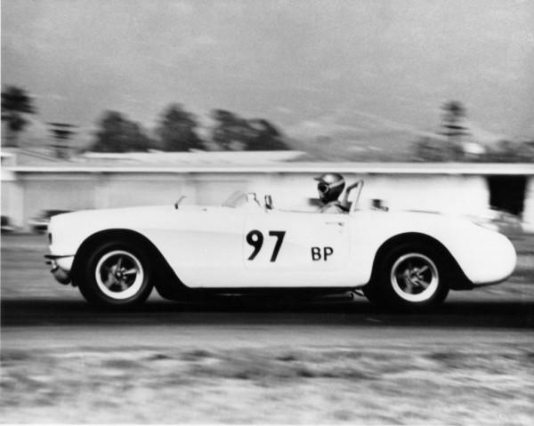 '57 Racer at Santa Barbara